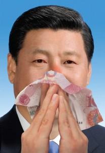 China recessie