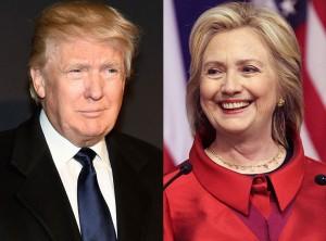 Trump-Clinton